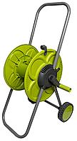 Тележка для шланга, CLOVER, 1/2'' 50м, LIME EDITION NEW, LE-9104