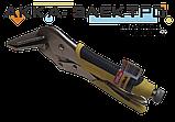 Клещи зажимные Mastertool Т-образные 200 мм (07-0905), фото 2