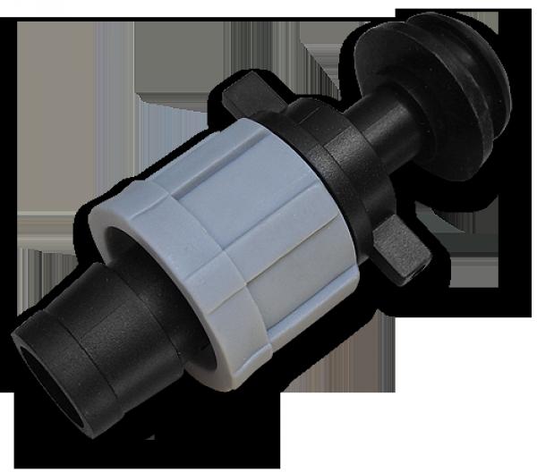 Старт-Коннектор стрічка/ трубка з прокладкою, DSTA07-07L