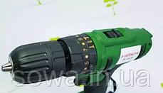 ✔️ Шуруповерт Hitachi DV 18DSL | 18 В, 30 Н·м | УДАРНЫЙ  |  Румынская сборка, фото 3