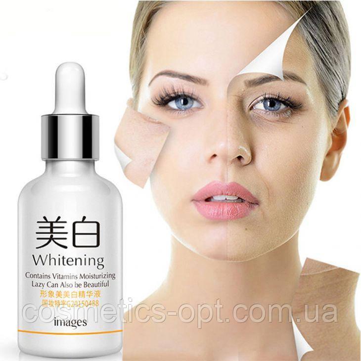 Витаминная сыворотка Images Whitening Contains для сияния кожи
