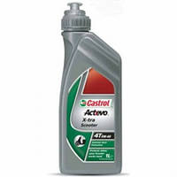 Масло моторное Castrol Act Evo Scooter 4T 5W-40 1L