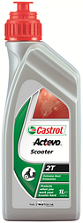Масло моторное Castrol Act Evo Scooter 2T 1L