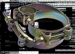 Хомут силовий одноболтовий GBSH W1 35-38/20 мм, GBSH 35-38