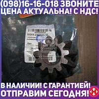 ⭐⭐⭐⭐⭐ Сателлит дифференциала моста заднего КАМАЗ (производство  КамАЗ)  53205-2403055-10