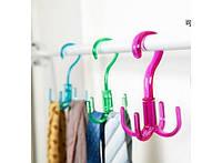 Крючки для сумок, шарфов, ремней