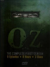 DVD-диск В'язниця Z. O. (перший сезон) (3DVD) (США, 1997)