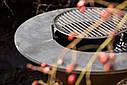 Круглый мангал очаг AHOS Olympic Low, фото 4
