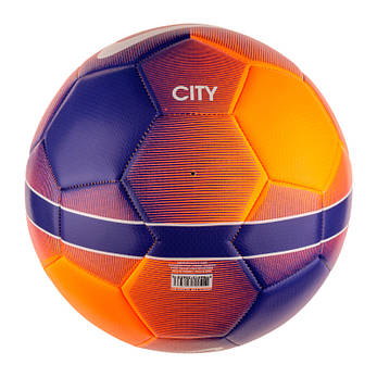 Мячи МЯЧ ФУТБОЛЬНЫЙ NIKE PRESTIGE-MAN CITY SC3002-803(02-18-06-03) 5, фото 2