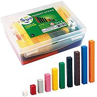 Счетные палочки Кюизенера Gigo набор для обучения НУШ (1028-250)