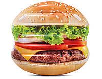 Надувний пліт Гамбургер 145*142 см
