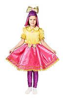 Карнавальный костюм для девочки куколки Лол Lol - персонаж Кукла.