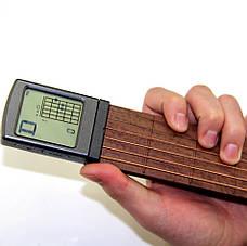 Карманная Гитара. Портативная, раскладная электрогитара с дисплеем для обучения!, фото 3