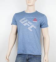 """Мужская футболка """"Вискоза"""" Reebok 1901 джинс, фото 1"""