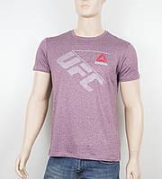"Мужская футболка ""Вискоза"" Reebok 1901 бордо, фото 1"