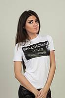 Женская футболка х/б