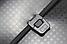 """Портфель на застібці, фактура """"Вишиванка"""" """", чорний E31641-01, фото 3"""
