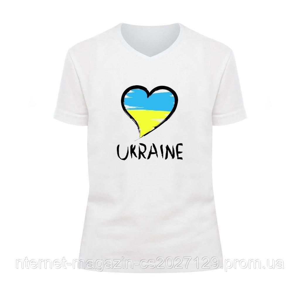 """Футболка детская Люблю Украину """"Ukraine"""""""