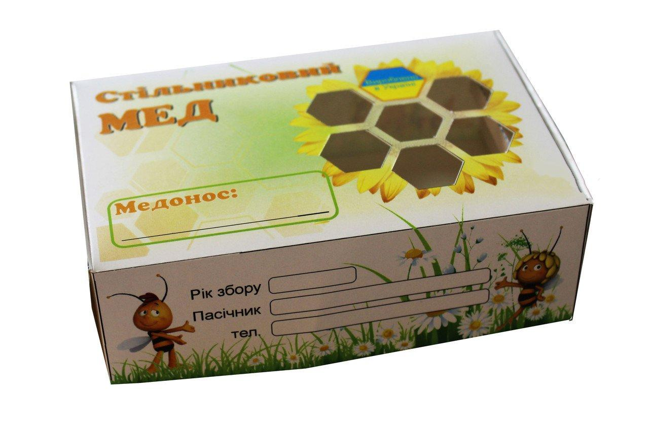 Коробка для Сотового мёда