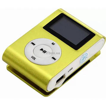 Mp3 плеер TOTO With display&Earphone Mp3 Green (TPS-02-Green)