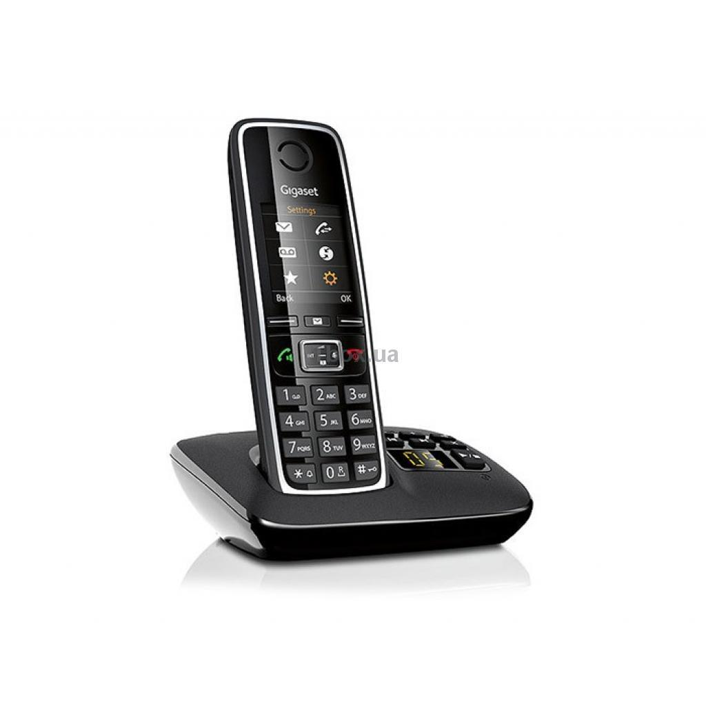 758709847571d Телефон DECT Gigaset C530A Black (S30852H2532S301), цена 2 099 грн ...