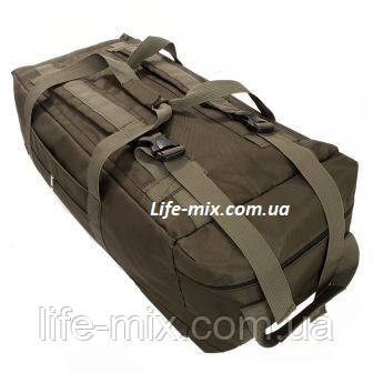 """Cумка - рюкзак  """"TACTIC-80"""" военная (кайот)"""
