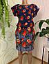 Платье женское летнее Марьяна Размер 40 - 54, фото 2