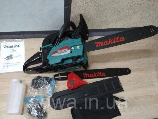 ✔️ Бензопила Makita EA6100P40E. Легкий запуск. Польша