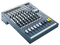 Аренда микшерного пульта Soundcraft EPM6