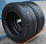 Шины б/у 215/60 R15 Pirelli P6000, ЛЕТО, пара, 5,5-6 мм, фото 4