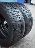 Шины б/у 215/60 R15 Pirelli P6000, ЛЕТО, пара, 5,5-6 мм, фото 5