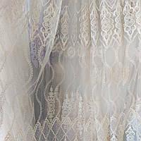 Тюль турецкая занавески портьеры шторы сублимация тюль-1416