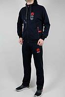 Мужской спортивный костюм Reebok UFC 5037 Тёмно-синий