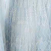 Тюль турецкая занавески портьеры шторы сублимация тюль-1417, фото 1