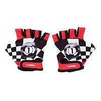 Перчатки защитные детские, красные, до 25кг, 2+, GLOBBER, фото 1