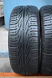 Шины б/у 215/60 R15 Pirelli P6000, ЛЕТО, пара, 5,5-6 мм, фото 2