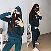"""Жіночий спортивний костюм """"VLTN"""" в кольорах, р-р 50-54. ТУ-3-1-0420, фото 5"""