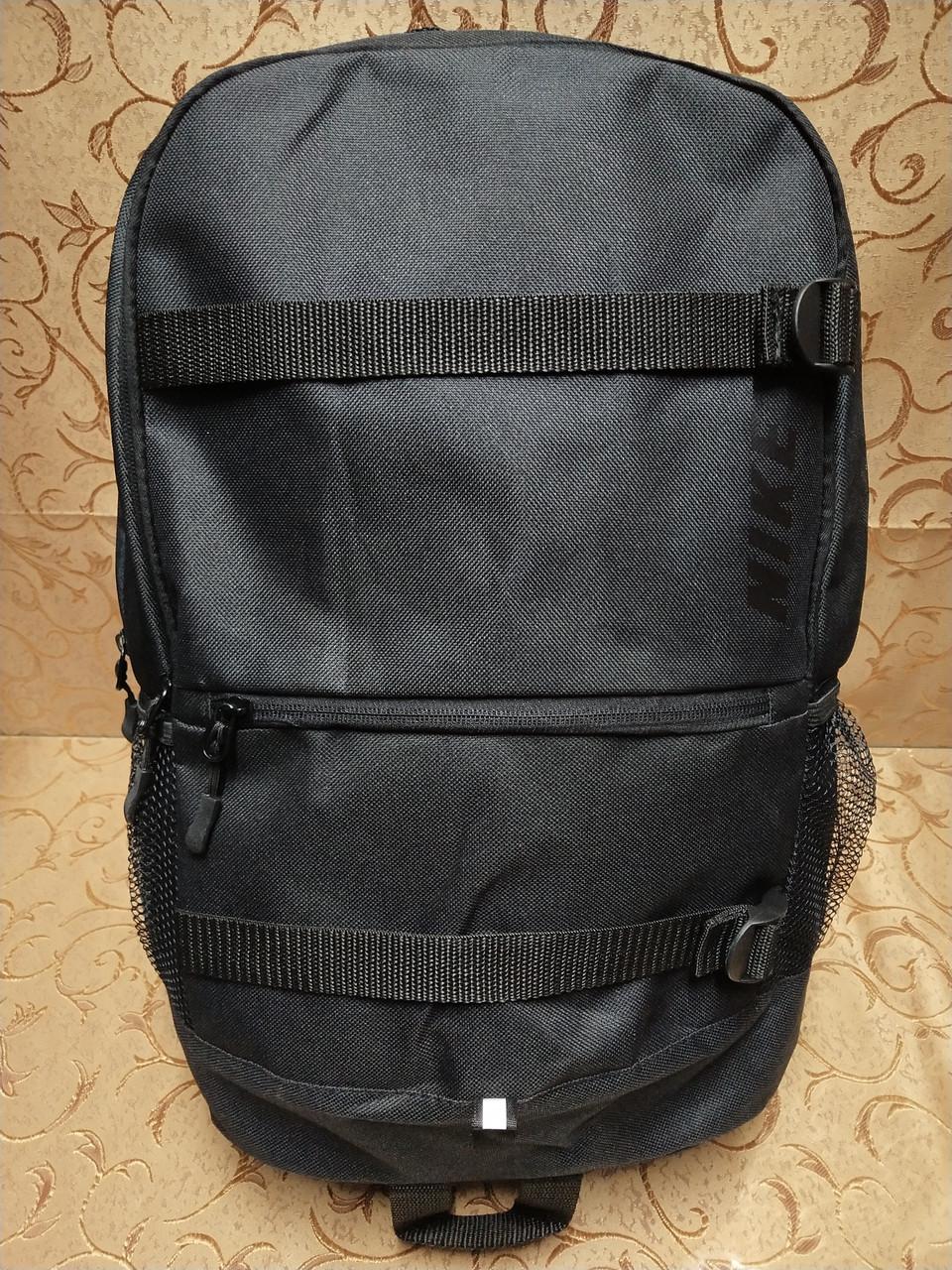 (47*30)Рюкзак спортивный NIKE Оксфорд ткань городской спор опт