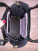 Сумка женская Натуральная замша и кожзам,большой размер, фото 6