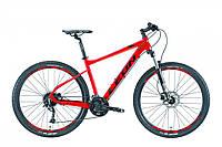 """Велосипед горный мужской 27,5"""" Leon XC 70 HDD 2019 алюминиевая рама 18"""" 20"""""""