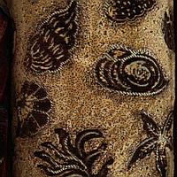 Мебельная ткань велюр Бельгия на натуральной шелковой основе сублимация 5056