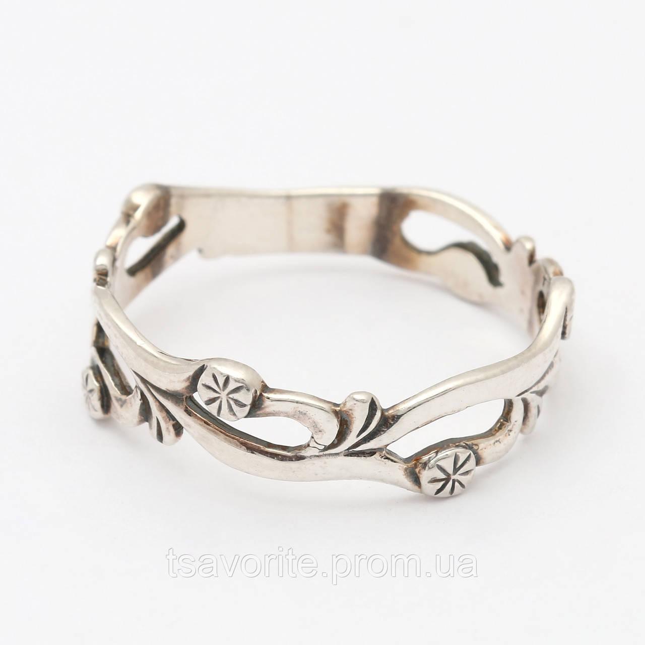Серебряное кольцо 268КЮ