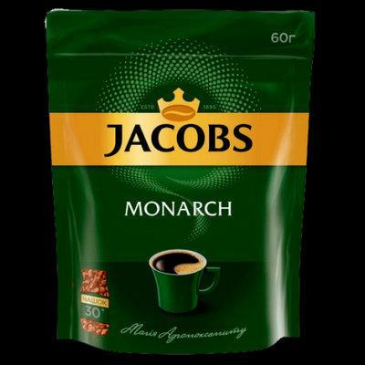 Кофе растворимый Jacobs Monarch 60g x30