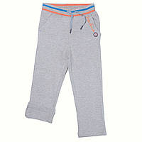 Штаны спортивные для мальчиков 13-14 лет (р. 158-164) подростковые ТМ Little Marcel LMRH1047-grey