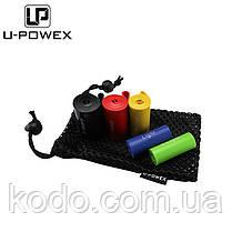 Фитнес резинки U-Powex из 5 лент и чехла для фитнеса. ОРИГИНАЛ, фото 2