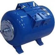 Гидроаккумуляторы для воды горизонтальные