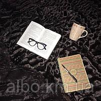 Покрывало на диван Норка ALBO 200х230 cm Венге (P-A20-2), фото 4