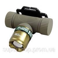 Фонарик Налобный тактический фонарь Police Bailong BL-6866 3000W BL6866
