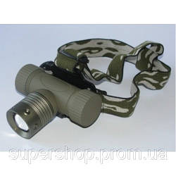 Фонарик налобный фонарь Bailong BL-6855 5000W