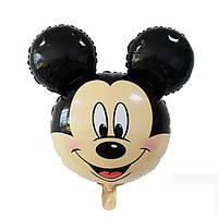 Кулька фігурний надувний, МІККІ МАУС (голова) - 60 см